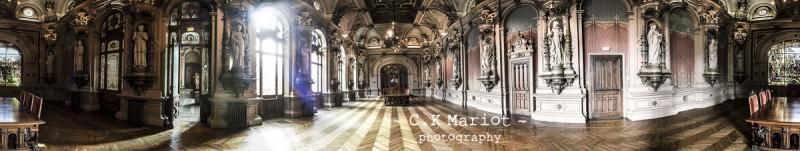 CK- Mariot -Photography-Palais-Benedictine-Salle des Abbés-